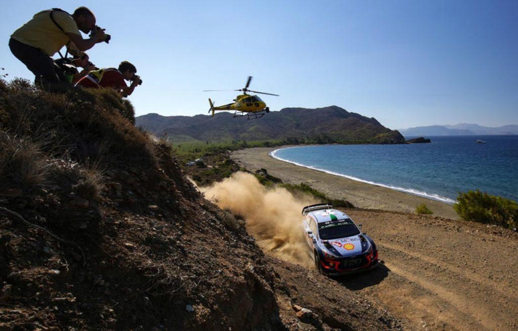 WRC | Nessun margine di errore per Hyundai al Rally Turchia