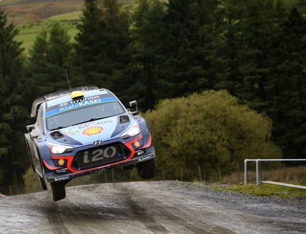 WRC | Rally Galles 2019, Hyundai a caccia di punti per il suo Mondiale