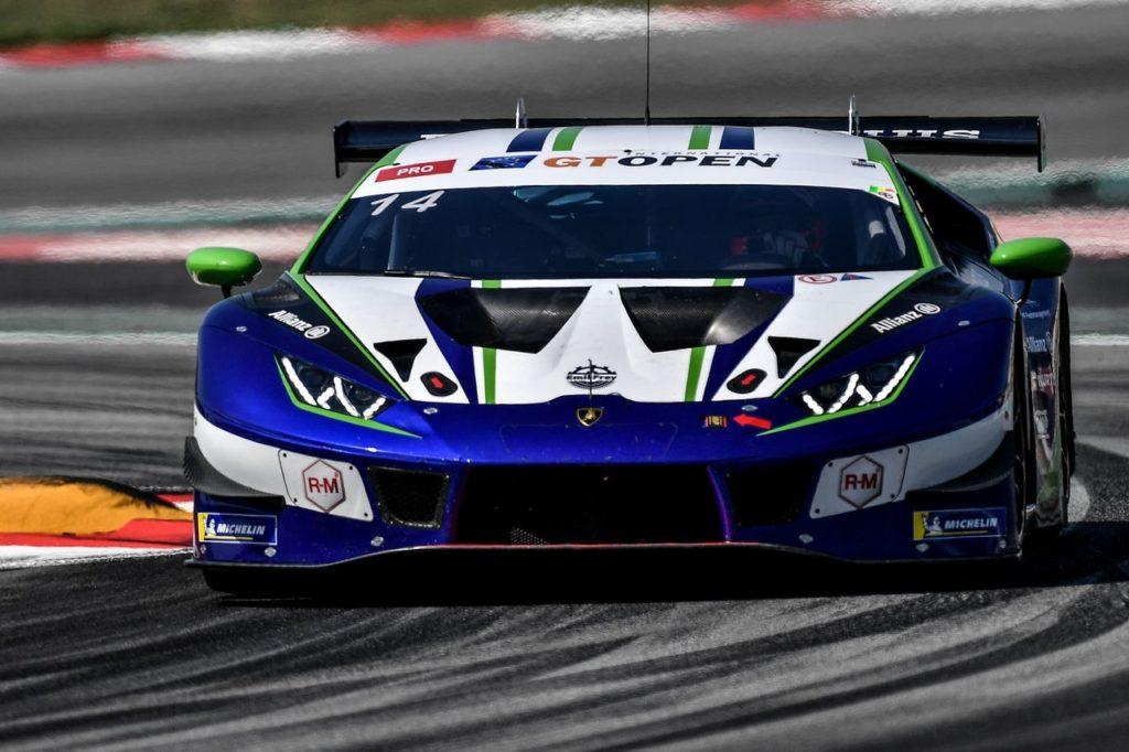 GT Open | Doppietta in Gara 2 a Barcellona per Emil Frey Racing: le Lamborghini in lotta per il successo finale