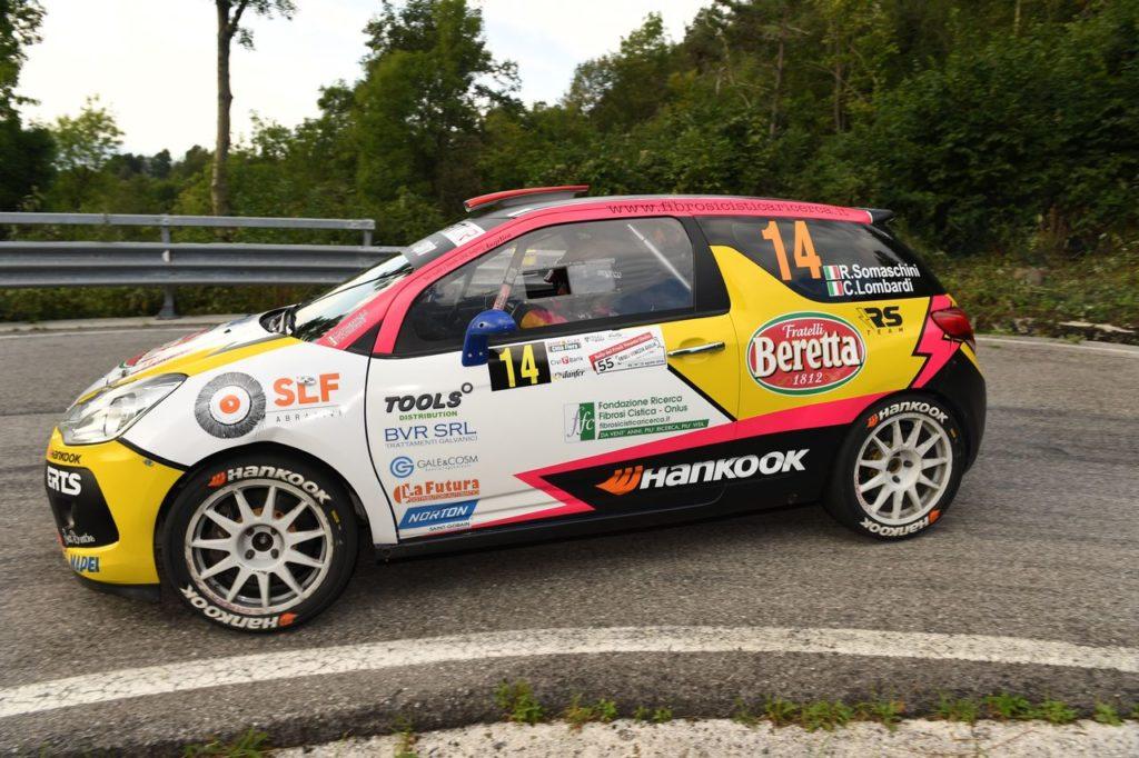 CIR | L'impresa di Rachele Somaschini al Rally Friuli Venezia Giulia, ora leader della classifica femminile