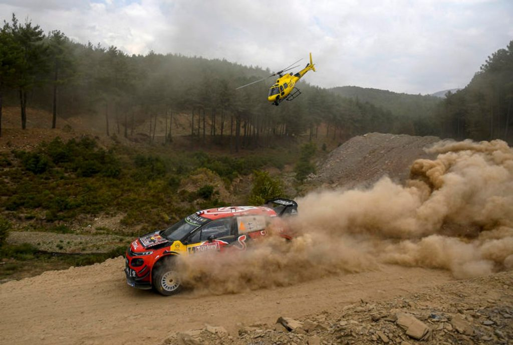 WRC | Rally Turchia 2019, succede di tutto: piloti Citroen in vetta, incidente Neuville, stop Tanak [VIDEO]