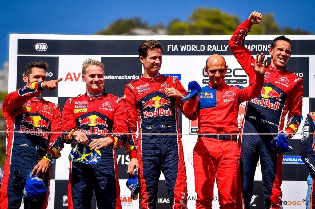 WRC | La doppietta Citroen al Rally Turchia e la rinascita di Ogier