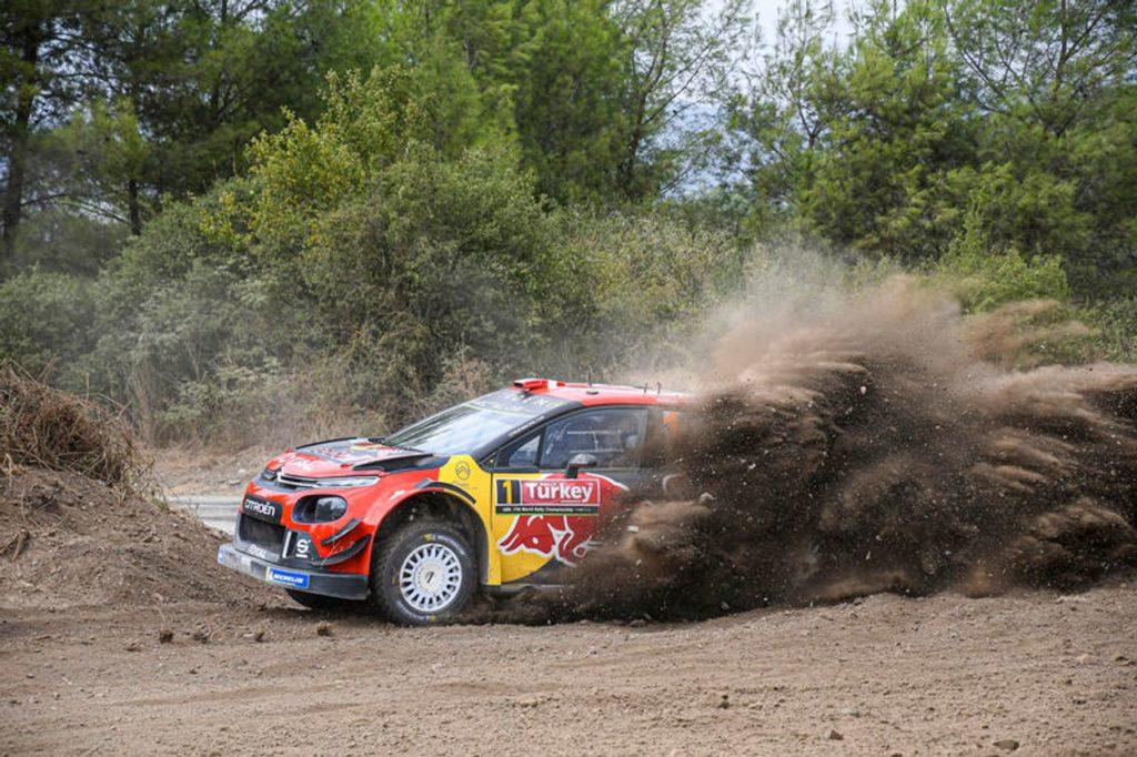 WRC | Rally Turchia 2019 nelle mani dei Citroen: Ogier chiude in testa seguito da Lappi