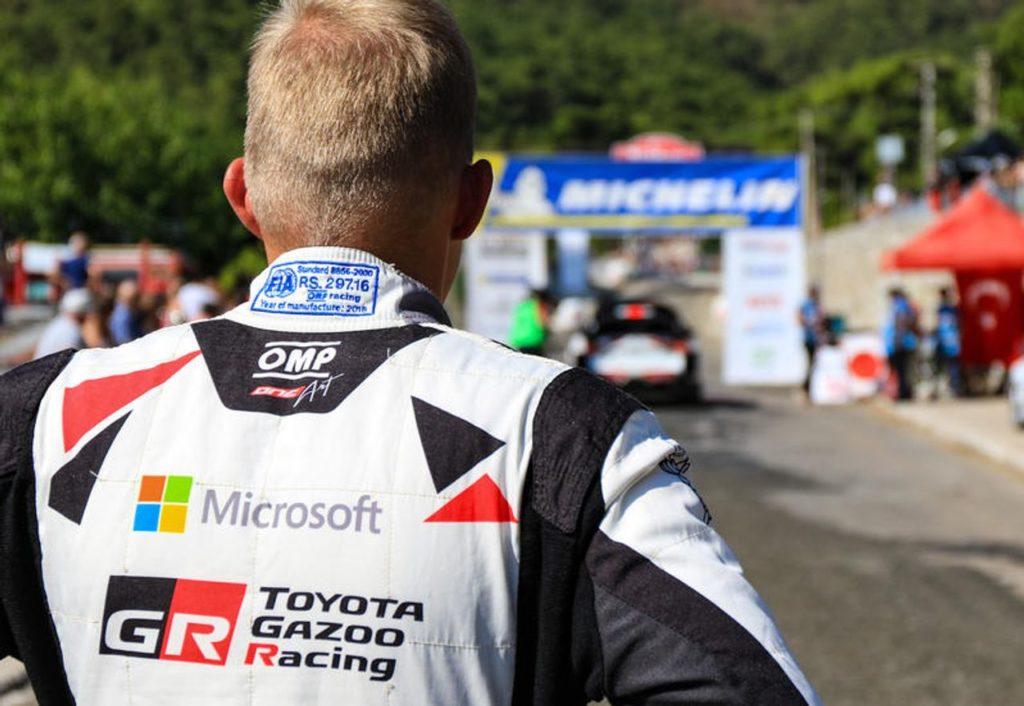 WRC | Tanak ai margini del Rally Turchia, tradito di nuovo dalla sua Toyota. Buoni risultati invece per M-Sport