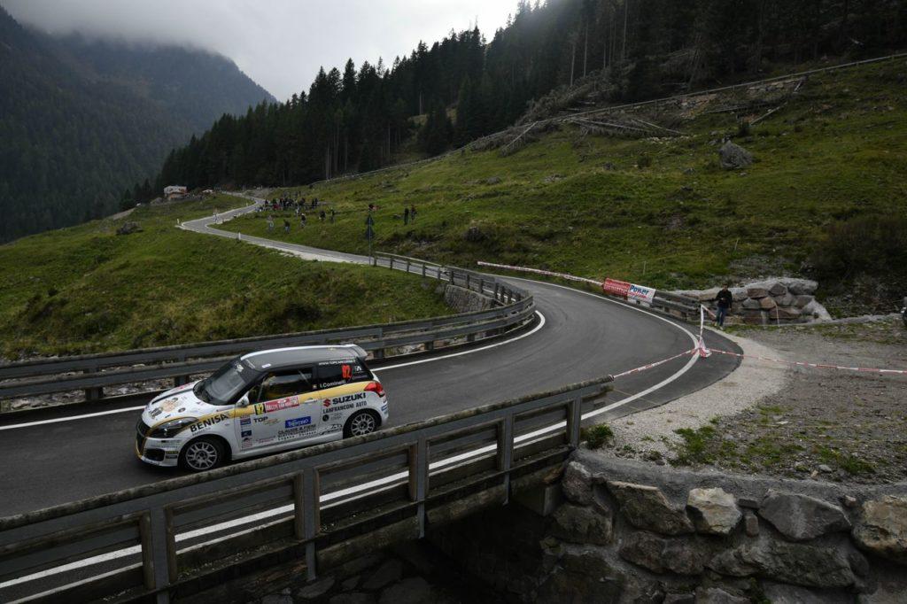 Suzuki Rally Cup | Cominelli vince al Rally San Martino, ma il girone CIWRC laurea campione Goldoni