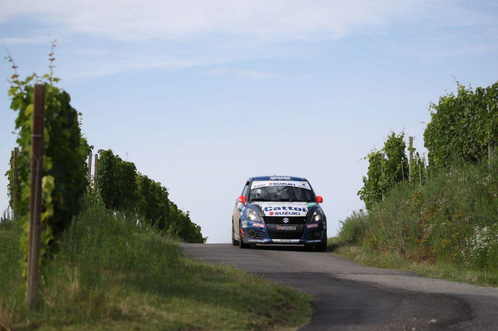 Suzuki Rally Cup | Girone CIWRC, ultimo atto al Rally San Martino