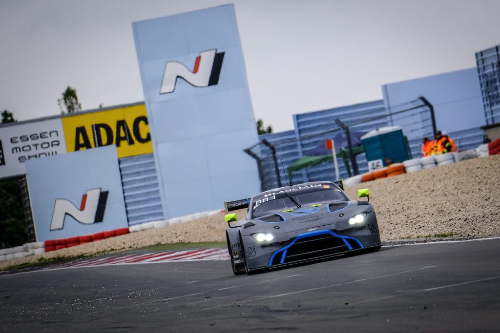 Blancpain | Nurburgring, Gara 2: rivelazione a sorpresa di Aston Martin