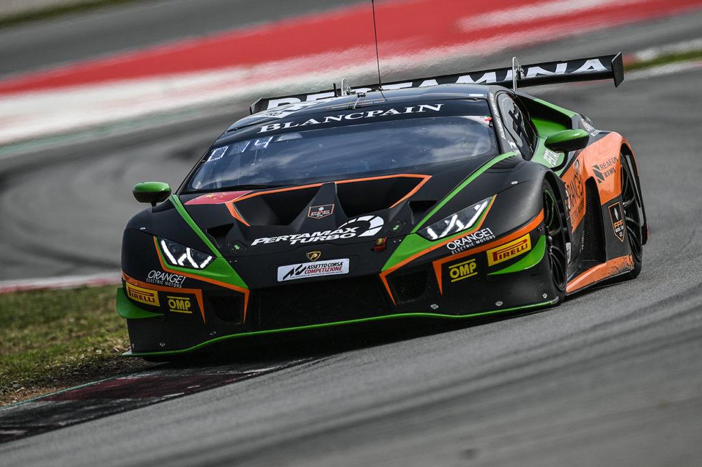 Blancpain | 3 Ore di Barcellona, Gara: finale da cardiopalma, titoli a FFF e Lamborghini