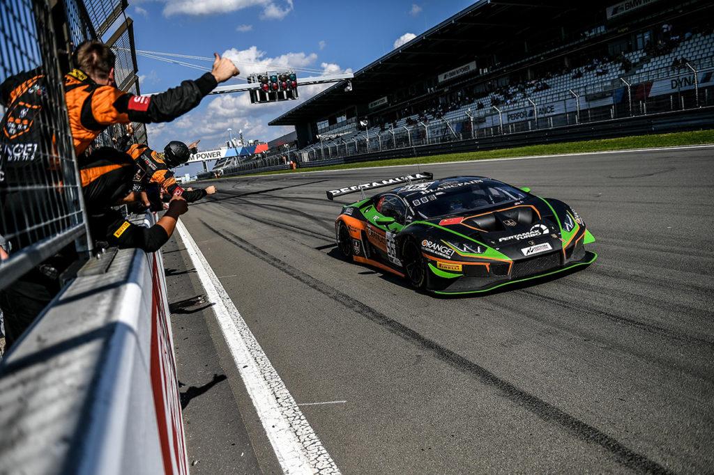Lamborghini a segno al Nurburgring nel Blancpain, successo anche alla 24 Ore di Barcellona