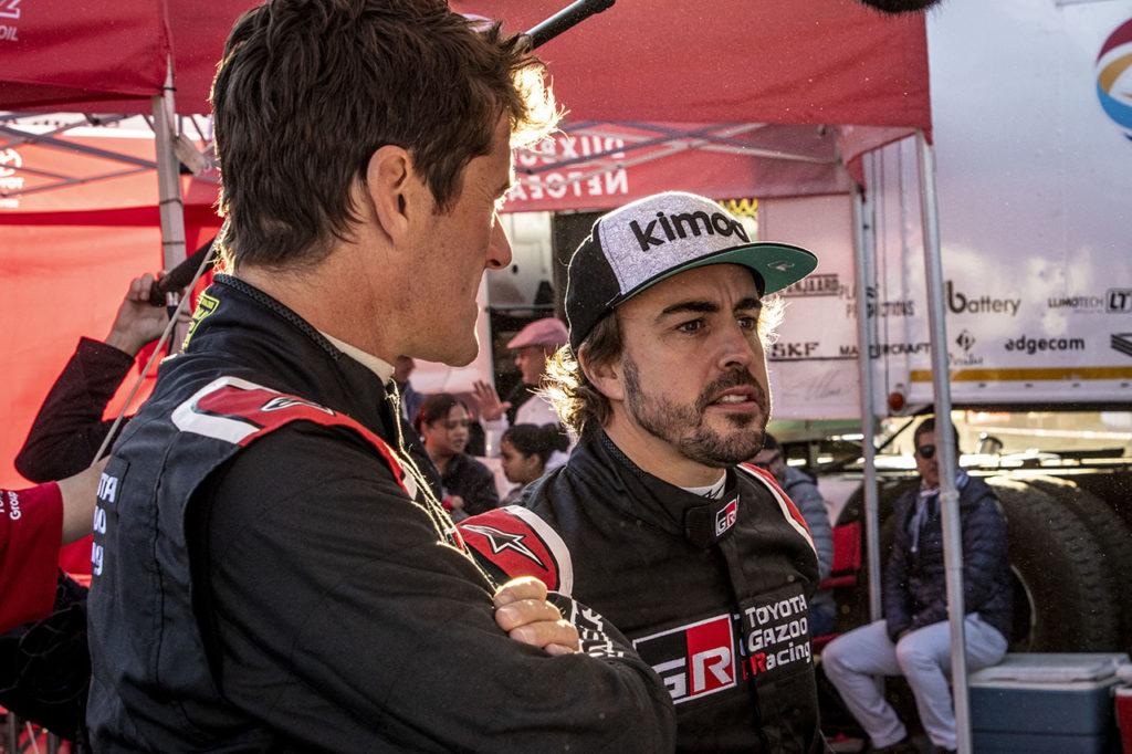 Dakar | Alonso e Coma completano la Lichtenburg 400 con il Toyota Hilux