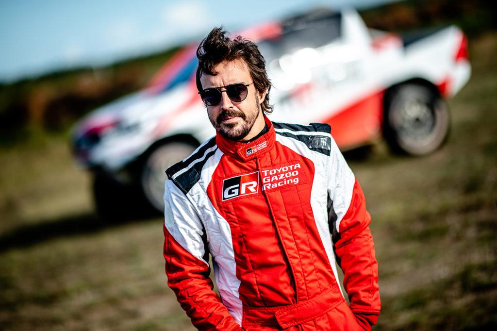 Dakar | Altri due giorni di test completati in Polonia per Alonso
