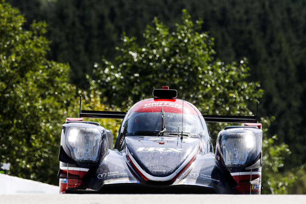 ELMS | 4 Ore di Spa-Francorchamps, Qualifiche: United Autosports in pole con Albuquerque