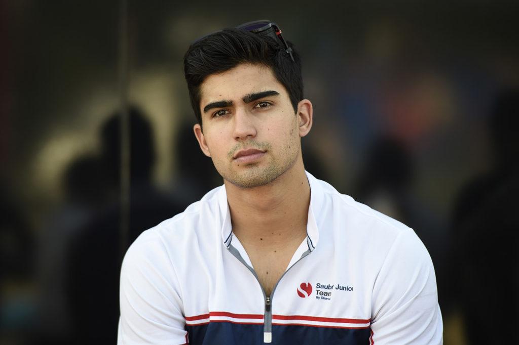 FIA F2 | Fratture alle gambe e lieve lesione spinale per Correa, condizioni stabili