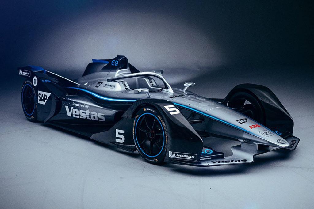 Formula E | Mercedes svela la vettura: Vandoorne e de Vries piloti ufficiali