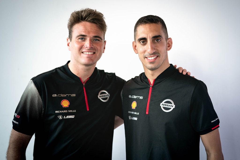 Formula E | Nissan e.dams conferma Buemi e Rowland per la prossima stagione