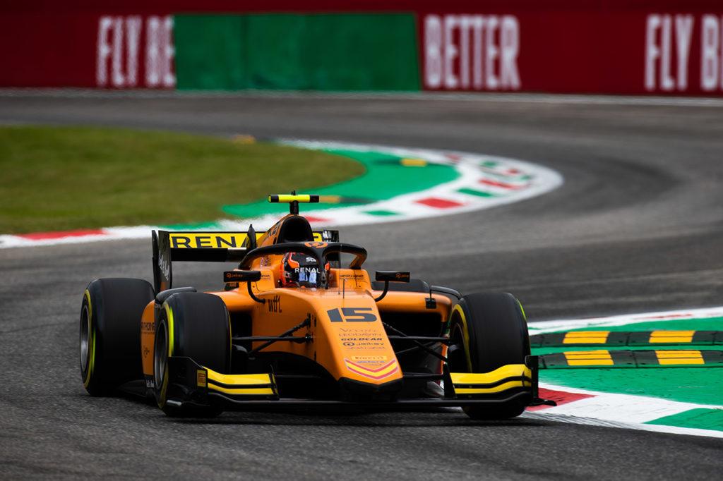FIA F2 | Monza, Gara 2: Aitken emerge dalla lotta, de Vries sul podio