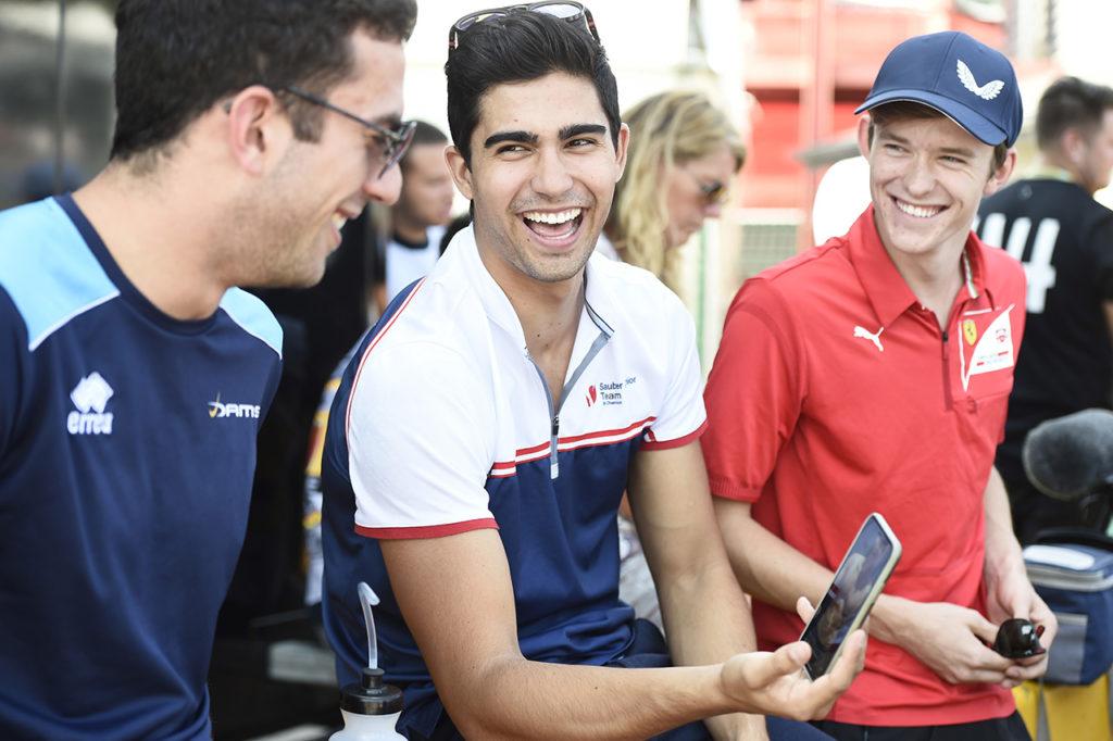 FIA F2 | Correa pronto al trasferimento in una clinica del Regno Unito