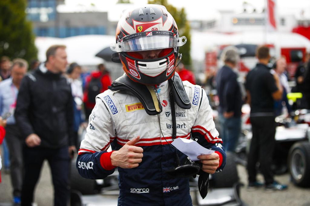 FIA F2 | Monza, Qualifiche: la prima per Ilott sotto la pioggia