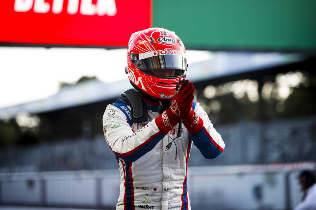 FIA F2 | Monza, Gara 1: Matsushita s'impone, gran recupero per Ghiotto