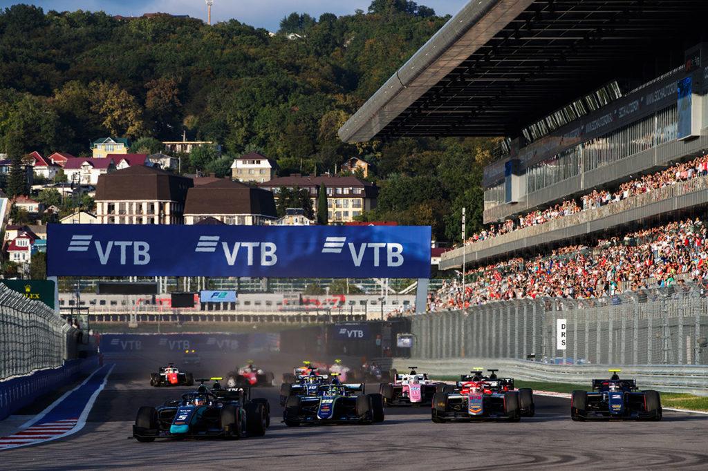 FIA F2 | Sochi 2019: anteprima e orari del weekend