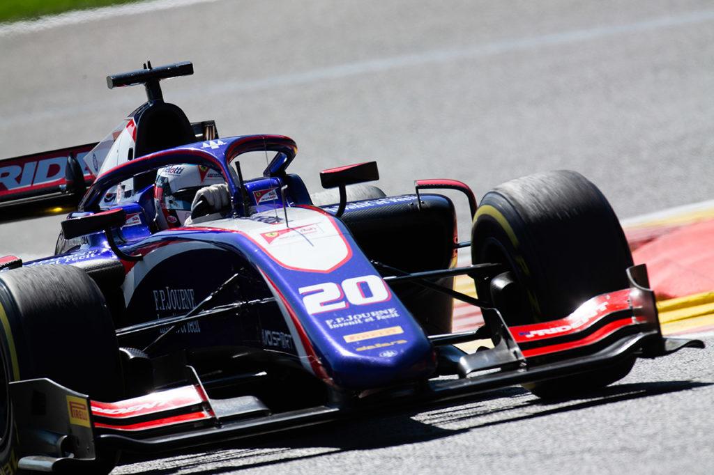 FIA F2 | Trident con una sola vettura a Monza, Boschung lascia spazio ad Alesi