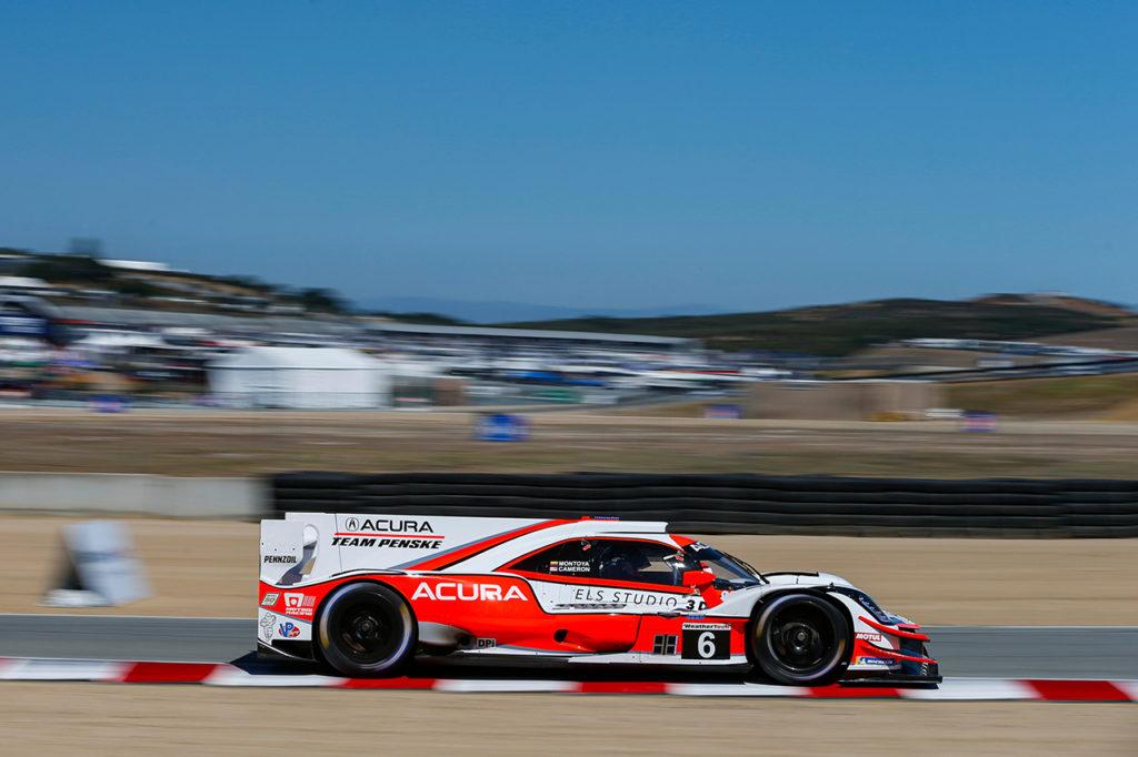 IMSA | Monterey, Gara: Cameron e Montoya dominano con Penske