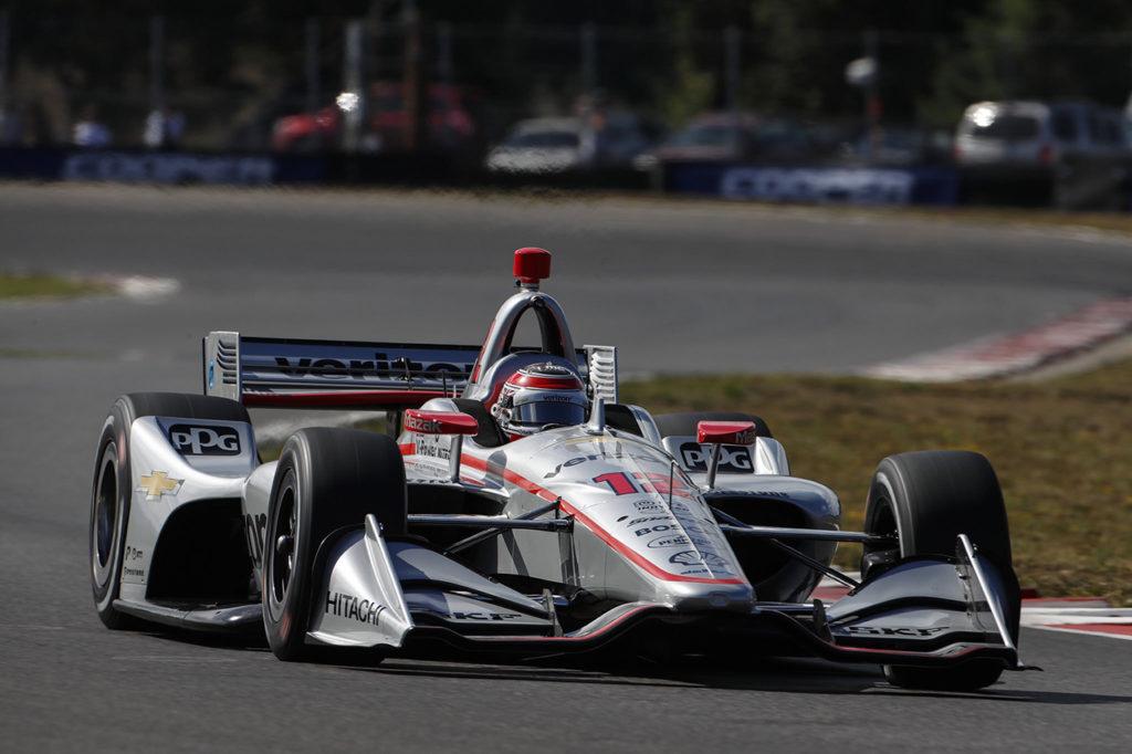 IndyCar | Portland, Gara: Dixon tradito dall'auto, è l'ora di Power
