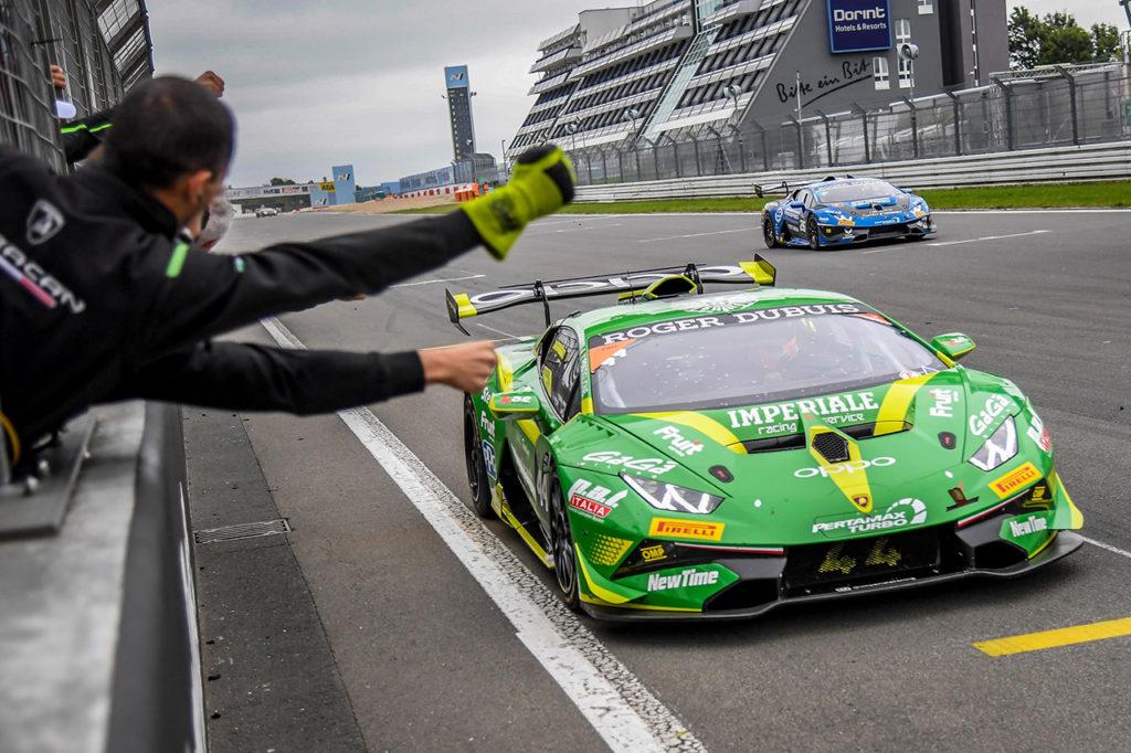 Lamborghini Super Trofeo Europe | Nurburgring, Gara 1 e 2: doppietta di Galbiati-Postiglione