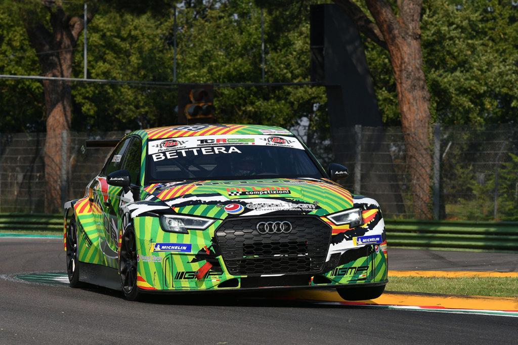 TCR Italy | Imola, Gara 1: Bettera domina e rilancia la sfida al titolo