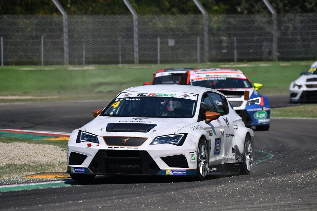 TCR Italy | Imola, Gara 2: Tavano consolida il primato con una vittoria