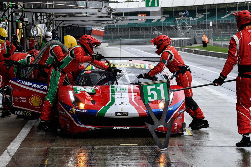 WEC | Ferrari sconfitta a Silverstone da una penalità… errata!