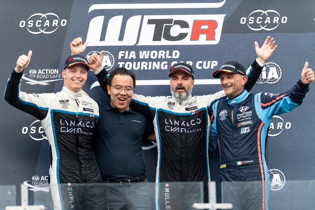 WTCR | Race of China, Gara 3: Muller conquista la doppietta con Lynk & Co