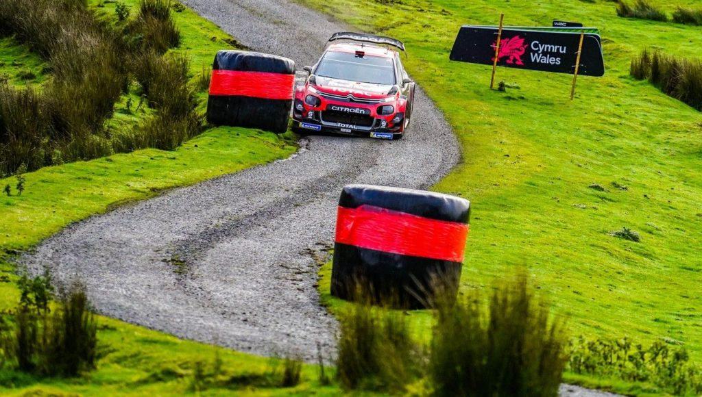 WRC   Citroen sul podio in Galles con Ogier, ma la situazione in campionato resta difficile