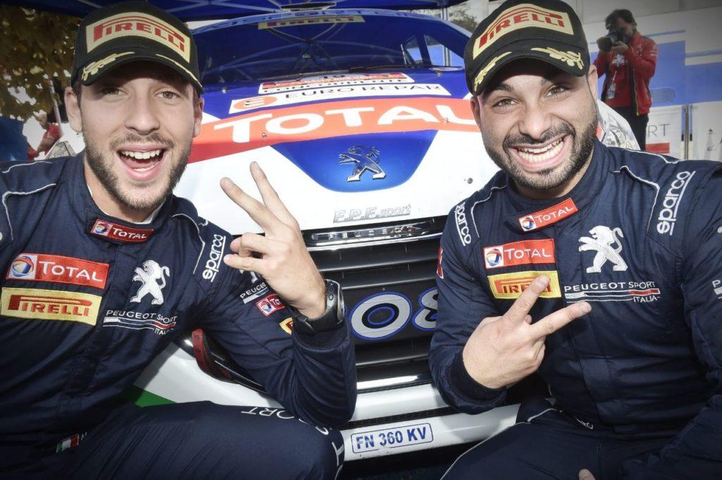 CIR | Ciuffi e Gonella, i dominatori Peugeot nelle Due Ruote Motrici