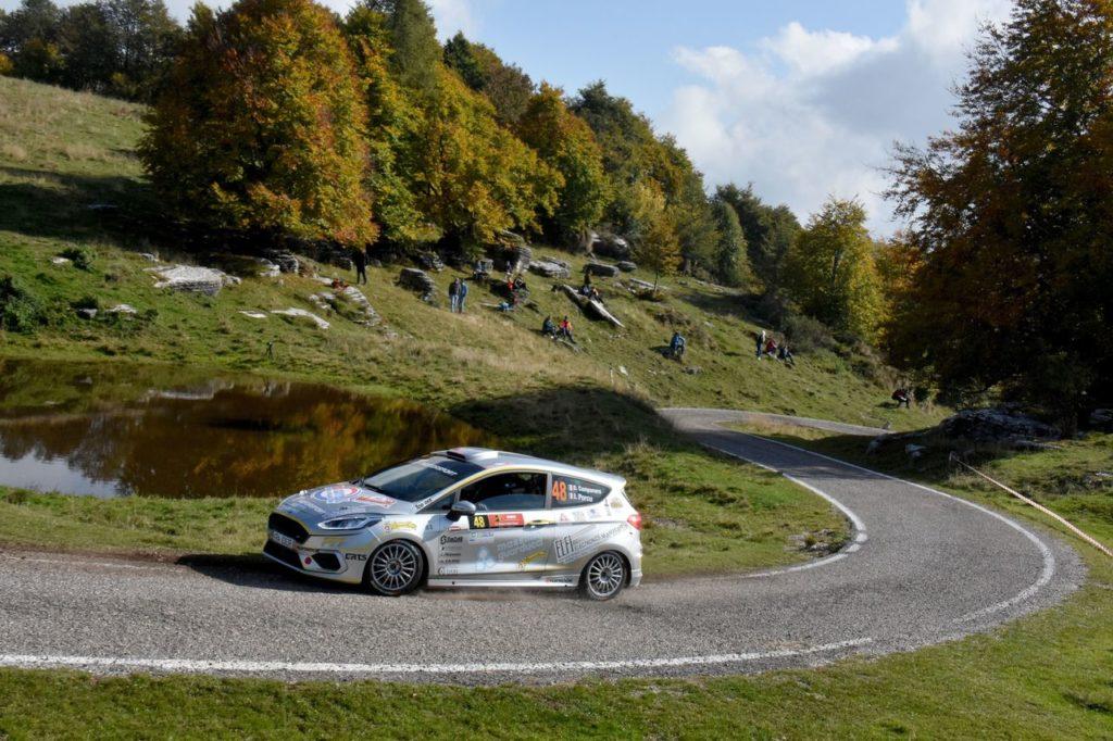 CIR | Ford Racing celebra il titolo nazionale di Campanaro e Porcu nella R1