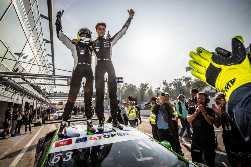 GT Open | Il trionfo di Emil Frey Racing e Lamborghini con Costa ed Altoé