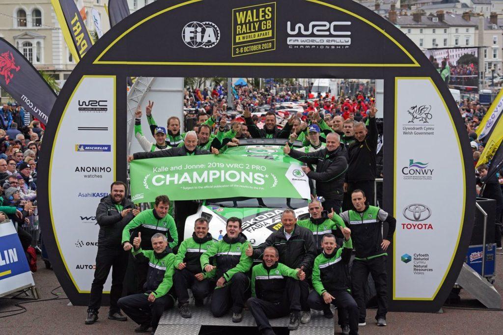 Kalle Rovanpera, campione WRC2 Pro 2019, terza guida Toyota nel WRC 2020? Latvala rischia