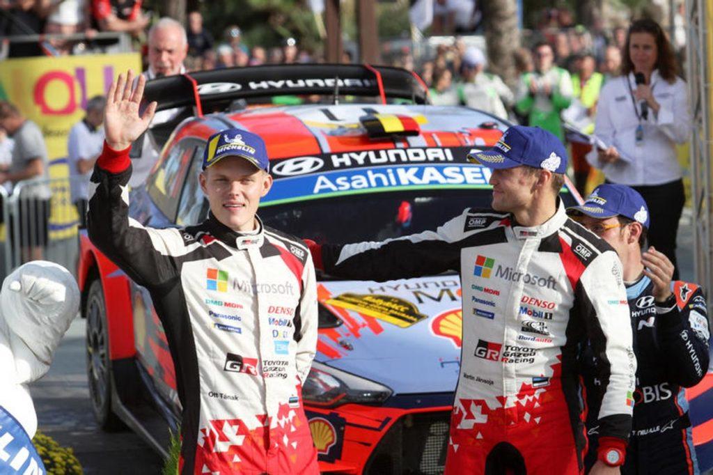 WRC | Ufficiale: Ott Tanak pilota Hyundai dal 2020. I risvolti del colpo di mercato