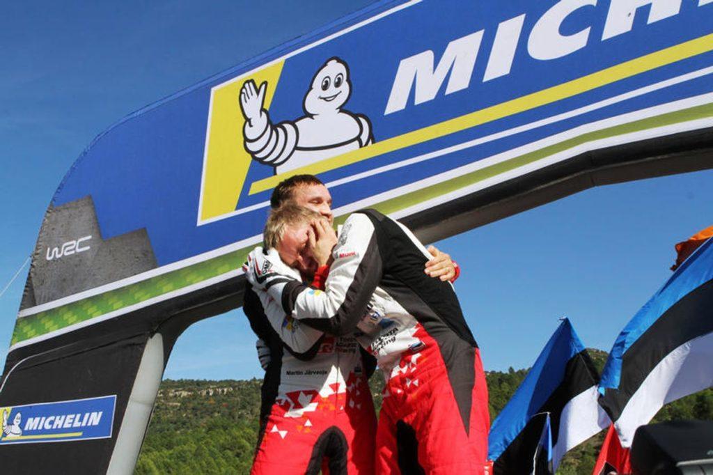 WRC | L'ascesa di Ott Tanak, tra cadute e trionfi sino al titolo mondiale