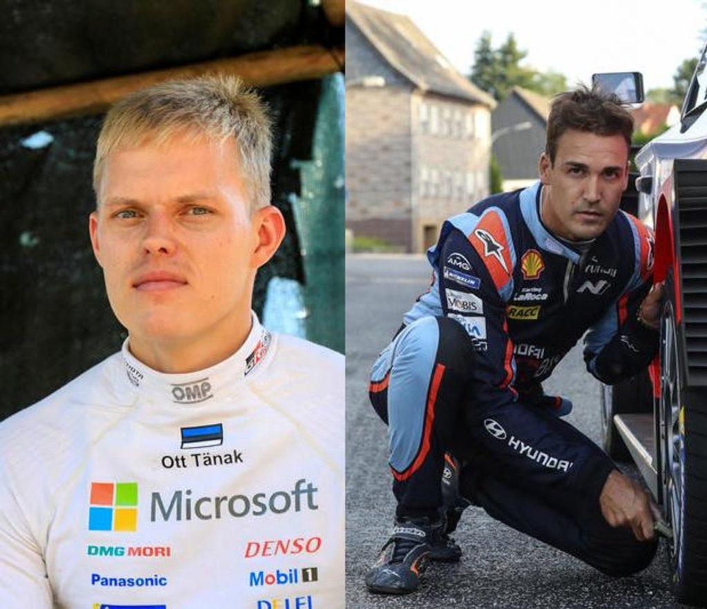 WRC | Tanak, un altro passo verso il titolo 2019, in attesa del rinnovo con Toyota. Sordo con Hyundai anche nel 2020