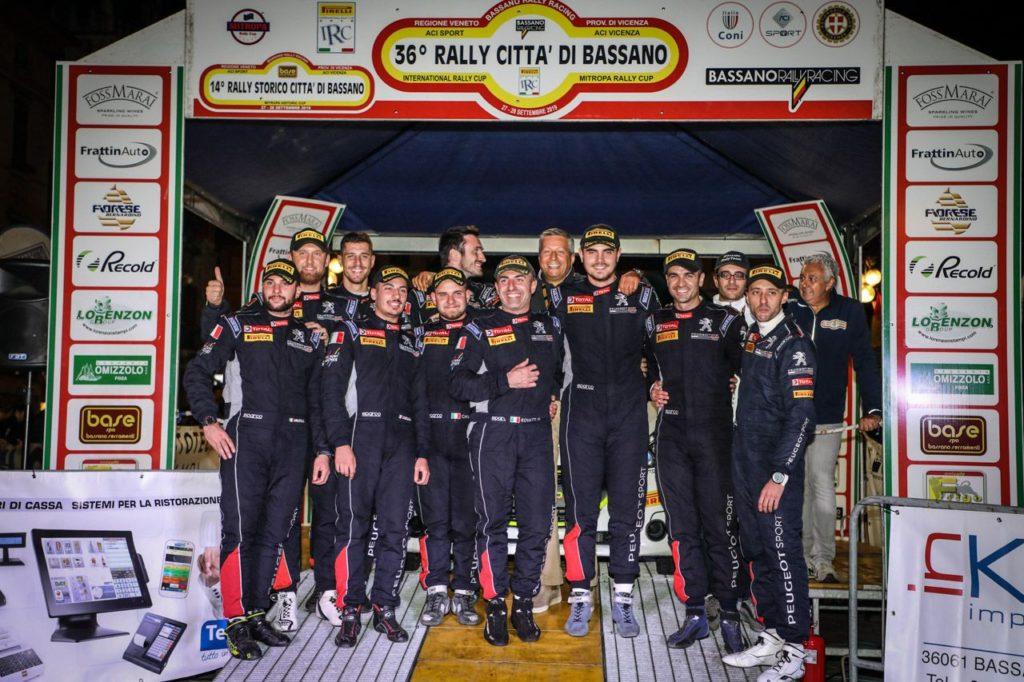 Peugeot Competition | 208 Rally Cup PRO, Mirco Straffi sbaraglia tutti e vince l'edizione 2019