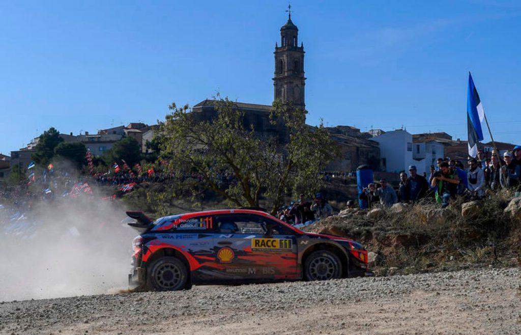 WRC | Rally Catalunya 2019, si profila un duello finale tra Neuville e Tanak