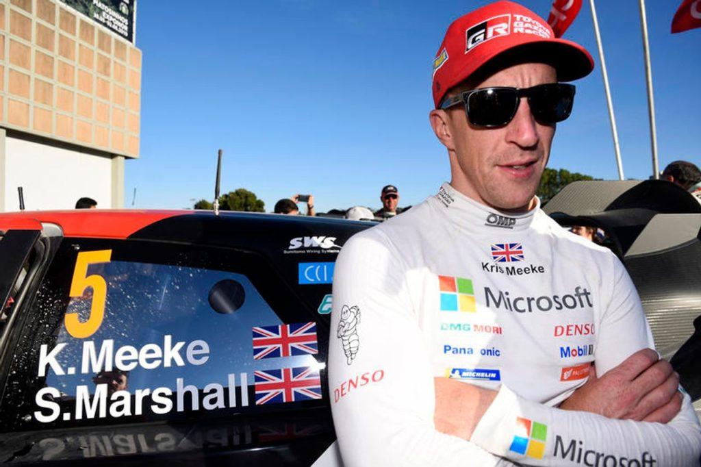 WRC | Rally Catalunya, ennesimo primato in uno shakedown per Meeke. I big si nascondono