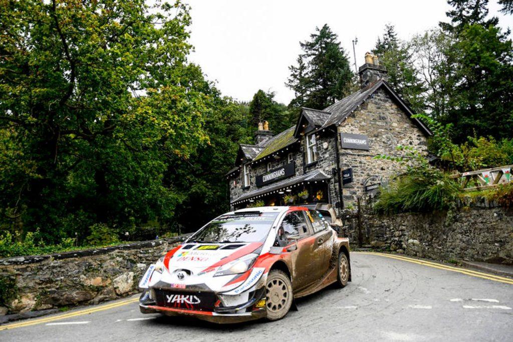 WRC | Rally Galles 2019, prima tappa: diavolo di un Tanak, la vetta è sua. Ogier e Neuville sulle sue tracce