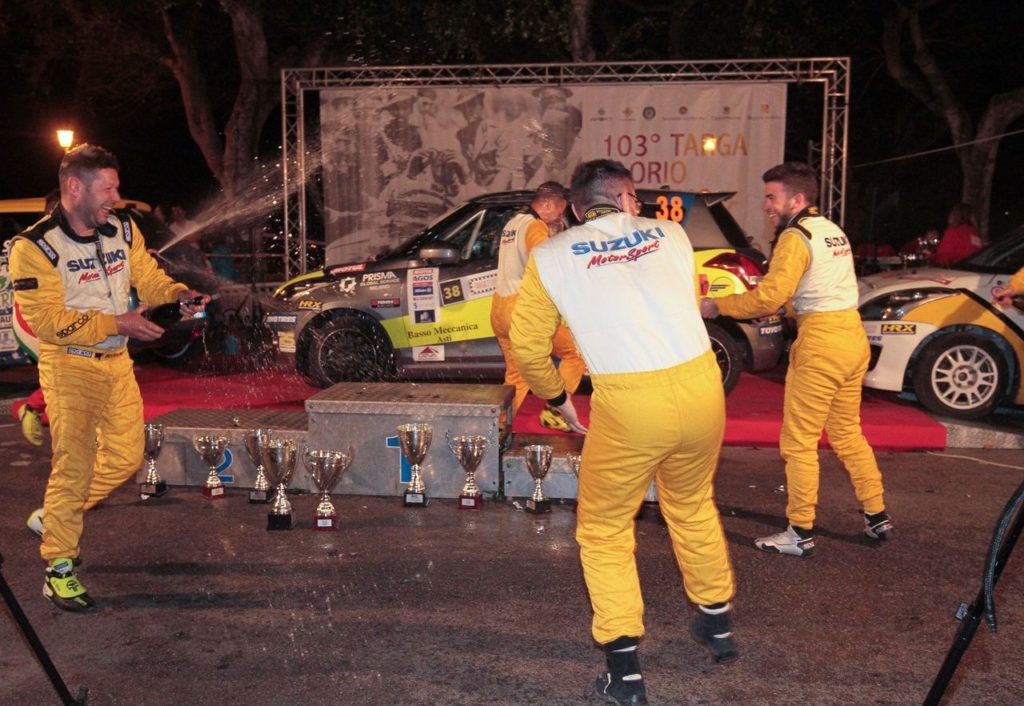 Suzuki Rally Cup 2019, ultimo round al Trofeo ACI Como: i finalisti