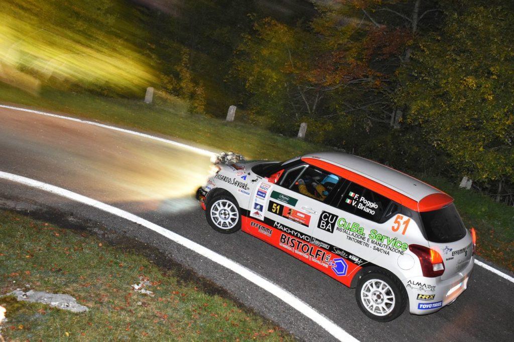 Suzuki Rally Cup | Scalzotto vince il Rally Due Valli, ma il girone CIR 2019 è di Fabio Poggio