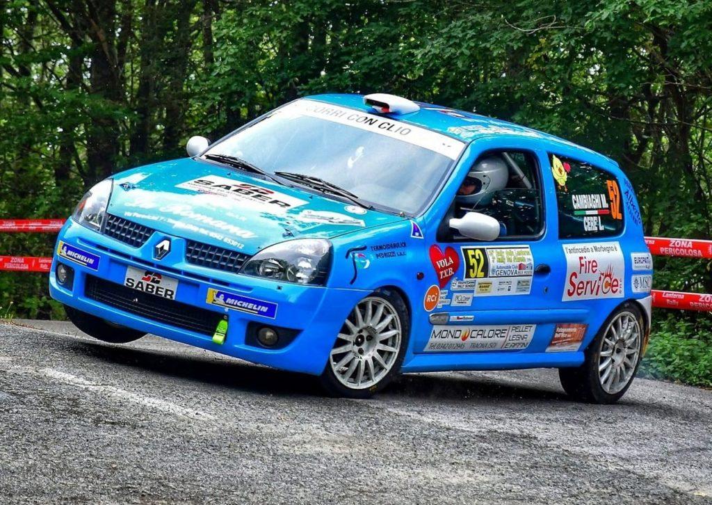 Trofei Renault Rally | Clio R3 Open e Corri Con Clio N3 chiudono la stagione al Trofeo ACI Como