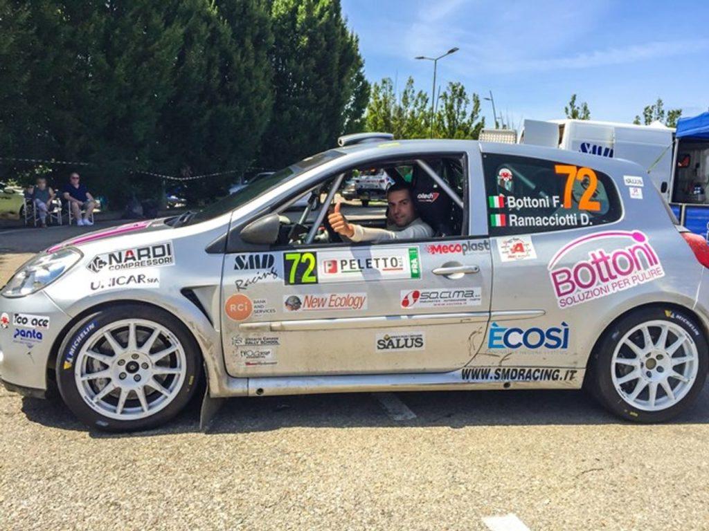 Trofei Renault Rally | Ultima di stagione per il Clio R3 TOP al Rally Due Valli: la programmazione tv e streaming della gara