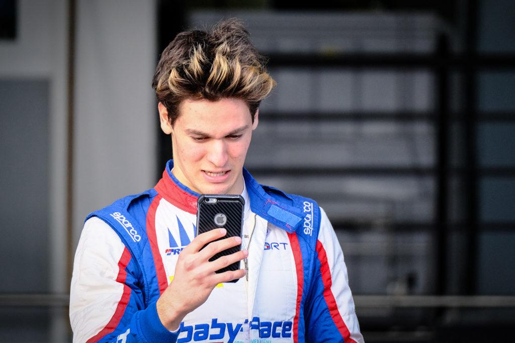 FIA F3 | Ai test di Valencia tanti italiani: ecco Lorandi, Colombo e Malvestiti