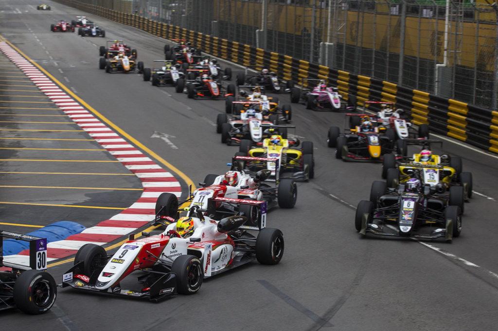 FIA F3 | Svelata la lista provvisoria per il Gran Premio di Macao
